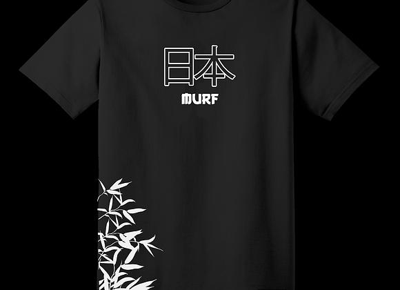 Camisa Preta Japan