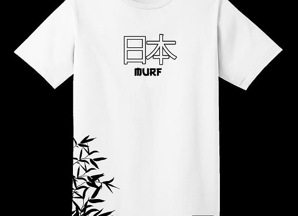 Camisa Branca Japan