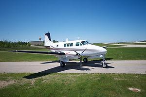 Beechcraft Queen Air
