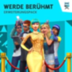 Die Sims 4 Werde berühmt Erweiterungspack
