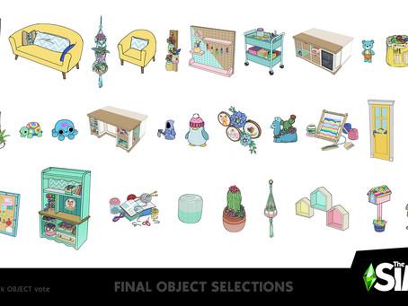 Die Ergebnisse der Objekt-Abstimmung sind da!