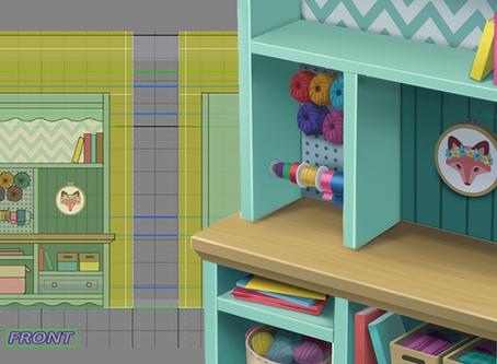 So erstellen die Entwickler Objekte in Die Sims 4!