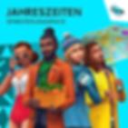 Die Sims 4 Jahreszeiten Erweiterungspack