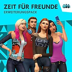 Die Sims 4 Zeit für Freunde Erweiterungspack