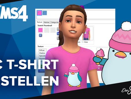 Wie erstelle ich ein Custom Content T-Shirt?
