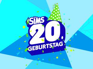 Die Sims werden 20!
