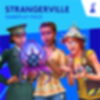 Die Sims 4 StrangerVille Gameplay-Pack
