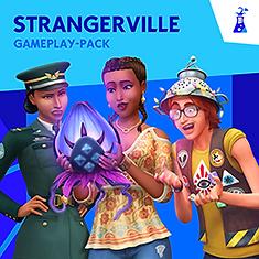 Die Sims 4 StrangerVille Gameplay-Pack