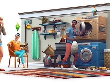 Die Sims 4 Waschtag-Accessoires angekündigt!