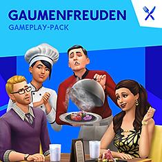 Die Sims 4 Gaumenfreuden Gameplay-Pack
