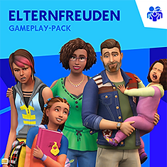 Die Sims 4 Elternfreuden Gameplay-Pack