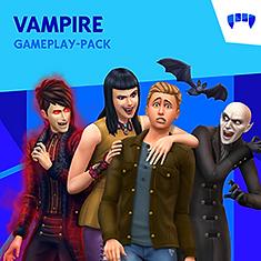 Die Sims 4 Vampire Gameplay-Pack