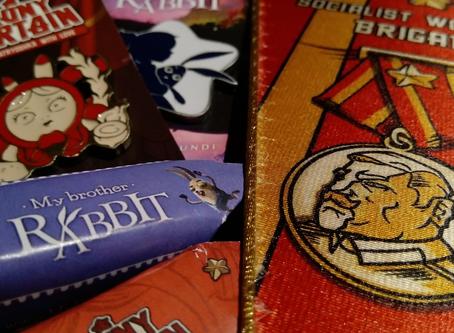 Die Geschichte von einem niedlichen Hasen und einer bösen Diktatur