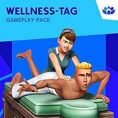 Die Sims 4 Wellness-Tag Gameplay-Pack