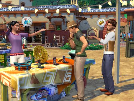 Die Sims 4 Dschungel-Abenteuer angekündigt!
