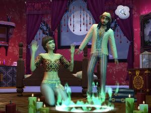 Neues Pack für Die Sims 4 dreht sich um paranormale Phänomene
