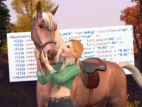 Pferde schon bald wieder in Die Sims 4?