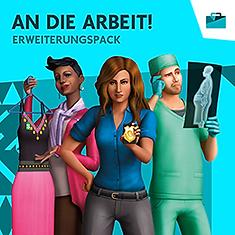 Die Sims 4 An de Arbeit! Erweiterungspack