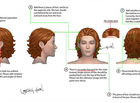 So werden Frisuren in Die Sims 4 erstellt!