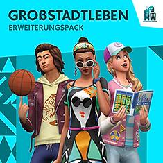 Die Sims 4 Großstadtleben Erweiterungspack