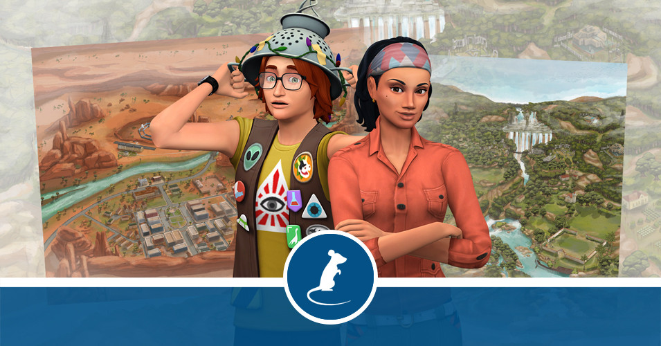 DerShayan | The Sims 4 Fanart Maps
