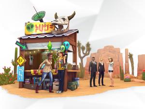 Die Sims 4 StrangerVille offiziell angekündigt!