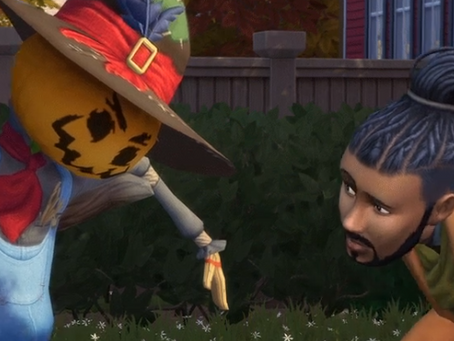 Jahreszeiten als Sims-Überaschung?