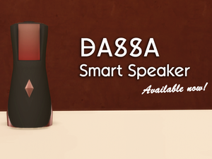 DASSA Smart Speaker - available now!
