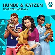Die Sims 4 Hunde & Katzen Erweiterungspack