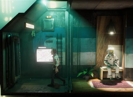 Leben im Labor unter Wasser - Harold Halibut