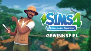Die Sims 4 Dschungel-Abenteuer Gewinnspiel