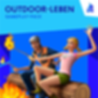 Die Sims 4 Outdoor-Leben Gameplay-Pack