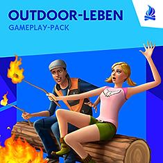 Die Sims 4 Outdoor-Leben Gameplay-Pack