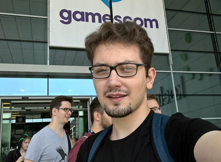 Ich war auf der Gamescom!
