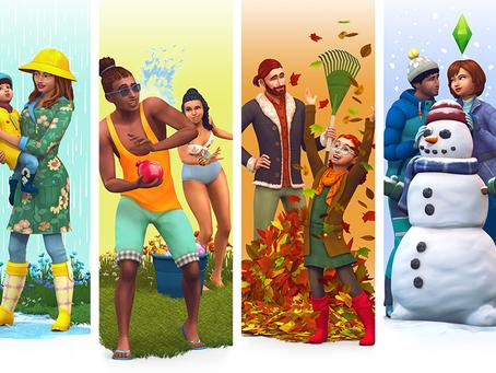 Die Sims 4 Jahreszeiten offiziell angekündigt!
