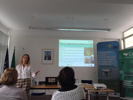 """Participação do GO """"FitoFarmGest"""" no Workshop Regional de Inovação da Agricultura"""
