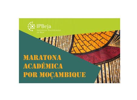 Maratona Académica por Moçambique | Conferência Multidisciplinar Solidária | 27 de maio
