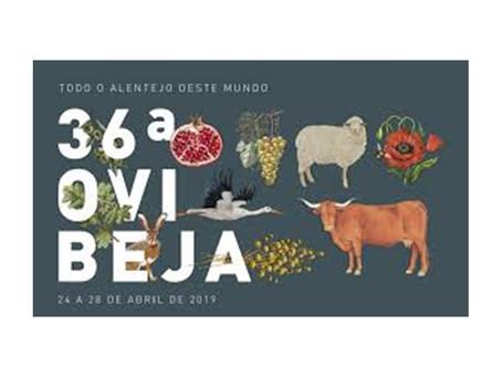 Apresentação do GO SerpaFlora na Ovibeja 2019