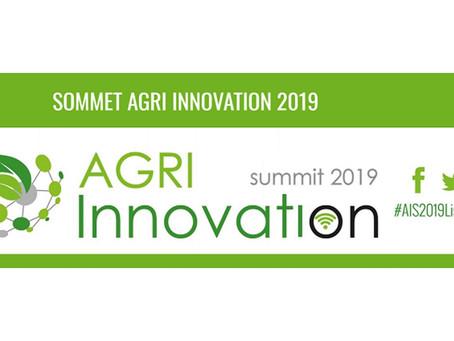 """Participação do projeto """"FitoFarmGest"""" no Agri Innovation Summit 2019 (AIS 2019)"""