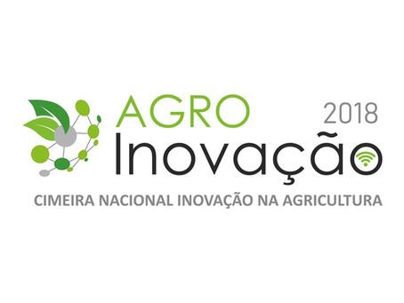 Cimeira Nacional de Agricultura - AGRO INOVAÇÃO 2018 | 29 de outubro