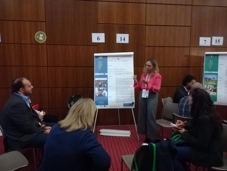 Apresentação de poster - Cimeira Agroinovação 2018
