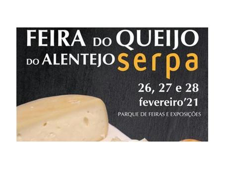 Participação do Serpaflora na 20ª edição da Feira do Queijo do Alentejo