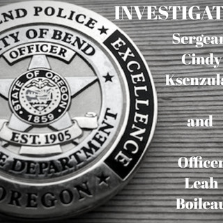 Letter to Eric King and Mike Krantz. Investigate Cindy Ksenzulak and Leah Boileau.