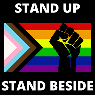 Stand Up. Stand Beside.