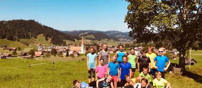 Jahresbericht Alpin Saison 2019/2020