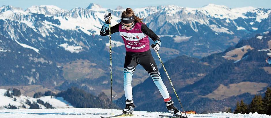 U23- Skiweltmeisterschaft Teilnahme für Ramona Schöpfer
