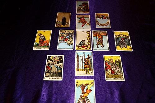 Enhanced Tarot Reading