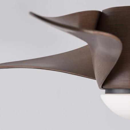 Nova Luce ventillátoros lámpák - kényelem és esztétikum egyben