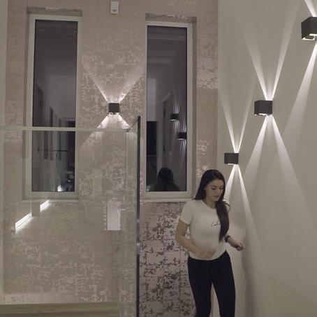 Kulcsár Edina és Csuti megmutatták új otthonukat