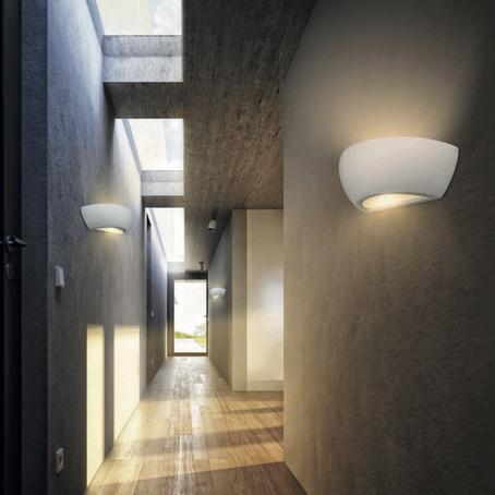 Gipsz lámpák – Fesd, amilyenre szeretnéd!